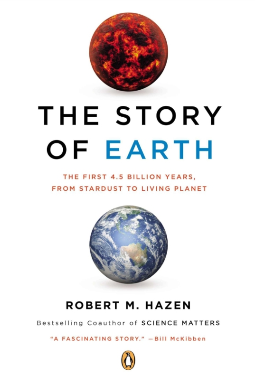 The Story of Earth Cover
