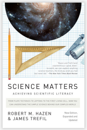 Science Matters, 2nd Edition cover