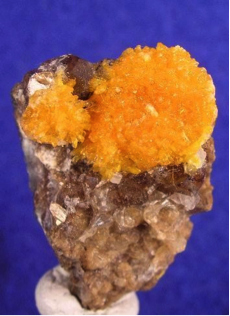 photo of boltwoodite which is uranium